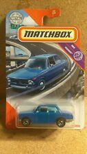 Matchbox '69 BMW 2002 #50 Blue