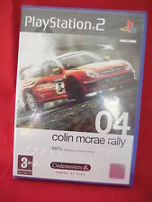 Colin mcrae rally 04  para playstation 2