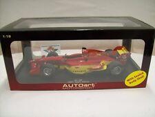 """A1 GP """"Team China"""" 2007, AUTOart 1:18, OVP"""