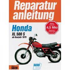 Honda XL 500 S, Typ PD01 (1979-1981) Reparaturanleitung Bucheli Verlag