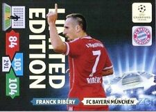 13/14 Panini Adrenalyn Champions League EXCLUSIVE Franck Ribery Limited Edition