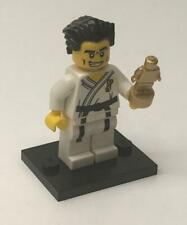 Lego Karate Master Collectible Minifig Figure: Series 2: 100% Complete
