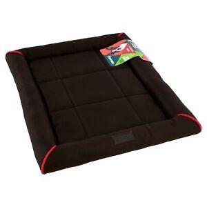 "Vibrant Life Durable & Water Resistant Crate Mat, Black, 24"""