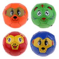 Lightweight PVC Soccer Ball Cute Football Training Gear Fit for Small Kids