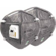 3M 9542V Fold Flat Face Mask N95 Valved Particulate Respirator FFP2 - 20 PACK