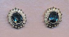 1987 Avon Regal Style Pierced Earrings