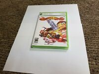 Fairytale Fights (Microsoft Xbox 360, 2009) new