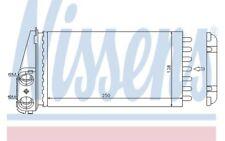 NISSENS Radiador de calefacción PEUGEOT 307 72945