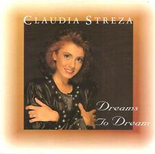 "CLAUDIA STREZA - Dreams To Dream 7"" 45"