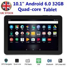 "10.1"" Inch 32GB Tablet Android 6.0 HD Google Quad-core Dual Camera WIFI PC Table"