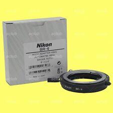 Genuine Nikon BR-6 Auto Adapter Ring for PB-4 PB-5 BR-2 BR-2A AR-4 AR-7 AR-10