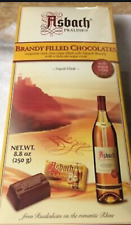 Asbach  Brandy beans Filled Chocolates 250g $20 !! US SELLER !!