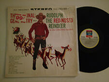 GENE AUTRY LP RUDOLPH THE RED NOSED REINDEER 1962 GRAND PRIX KS-11