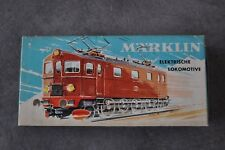 MARKLIN 3030 Locomotive Electrique BR 884 Suède TRAIN HO SJ 884 SWEDEN Electric