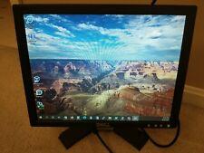 """Dell E156FPc 15"""" Monitor w/ VGA Cable.  Free Shipping!"""