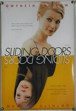SLIDING DOORS DS ROLLED ADV ORIG 1SH MOVIE POSTER GWYNETH PALTROW COMEDY (1998)