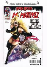 Ms. MARVEL  #45  {2009}   MARVEL COMICS,  WAR OF THE MARVELS