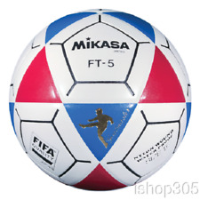 Mikasa FT5A Goal Master Soccer Ball Size 5 Blue/Red/White Official Footvolley