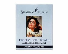 Shahnaz Husain 7 Step Anti Ageing SkinTreatment Facial Kit 48g+15ml FreeShipping