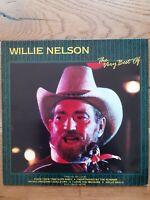Willie Nelson – The Very Best Of Willie Nelson  CST 022 Vinyl, LP, Album,