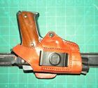 Tagua 4in1 LH Leather OWB IWB SOB Crossdraw Leather Holster S&W 469 6904 6906