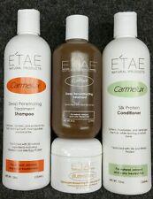 E'TAE  ETAE Shampoo & Conditioner, Carmel Treat  & Butter Shine 4PCS Authentic!