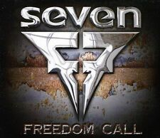 freedom call SEVEN CD + 2 BONUS SONGS ( FREE SHIPPING)