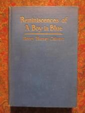 SIGNED - 11th NEW YORK CAVALRY - REMINISCENCES OF A BOY IN BLUE - FIRST EDITION