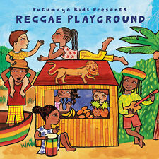 Putumayo Reggae Playground Children's World Music Caribbean Songs Tunes New
