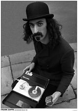 FRANK ZAPPA - VINTAGE MUSIC PHOTO POSTER - 23x33 UK IMPORT 52021
