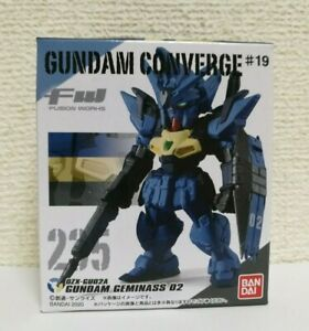 BANDAI Gundam Converge #19 No. 235 --  Gundam Geminass 02 --  figure