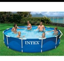 Above Ground Swimming Pool with filtration (intex filter)