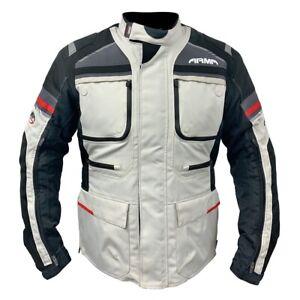 ARMR Tottori 3 Motorcycle Jacket: Stone: Sizes Available