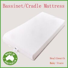 NEW  AM9 Grotime Eurella cradle BASSINET MATTRESS 910x420x50MM Matt