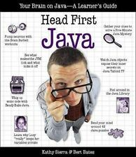 Head First Java: Your Brain on Java - A Learner's Guide (Head First), Bert Bates