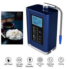 Alkalische Säure Wasser Ionisator Luftreiniger Maschine Touch LCD PH3.5-10.5