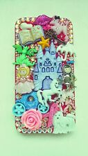 Apple Iphone 4/4s 3d bling case fairytale
