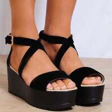 Suede Court Med (1 3/4 to 2 3/4 in) Heel Height Heels for Women