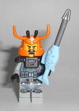 LEGO Ninjago - Crusher - Figur Minifig Donner Mech Shark Hai Garmadon 70632
