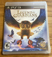 Legend of the Guardians: The Owls of Ga'Hoole (Sony PlayStation 3, 2010)-C27