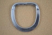 INFINITY SNAKE DEE 1-1//4in NICKEL FREE Antique Silver 1169-03 WBL