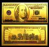 """★ BILLET POLYMER  """" OR """" DU 100 DOLLARS USA ● DESTOCKAGE ★"""