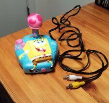 Spongebob Squarepants Plug & Play TV Video Game 2007 Jakks Pacific