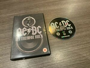 AC/DC DVD LET THERE BE ROCK 30TH ANNIVERSARY
