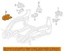 Chevrolet GM OEM Engine Transmission Mounting-Front Transmission Mount 13248493
