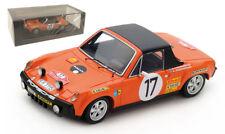 Spark S5584 Porsche 914/6 #17 Monte Carlo Rally 1971 - AKE Andersson 1/43 Scale