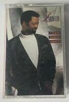 Larnelle Harris Cassette I Can Begin Again 1989 Benson Tape