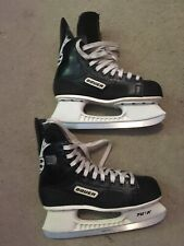 Bauer 75 Impact Hockey Skates Size 10 Lightly Used