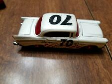2000 Hot Wheels - '57 CHEVY RACE CAR - SOUTHERN CALIFORNIA - #70 - LOOSE