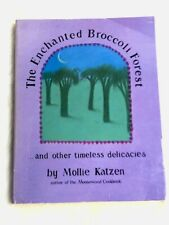 vintage copy Enchanted Broccoli Forest Mollie Katzen paperback